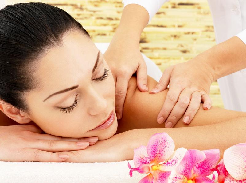 Scrub, pakking en massage